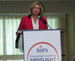 Jeanne Hulity - SBA's Associate Administrator/Office of Capital Access